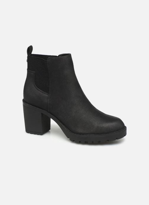 Boots en enkellaarsjes ONLY ONLBARBARA HELLED BOOTIE  NOOS 15184295 Zwart detail