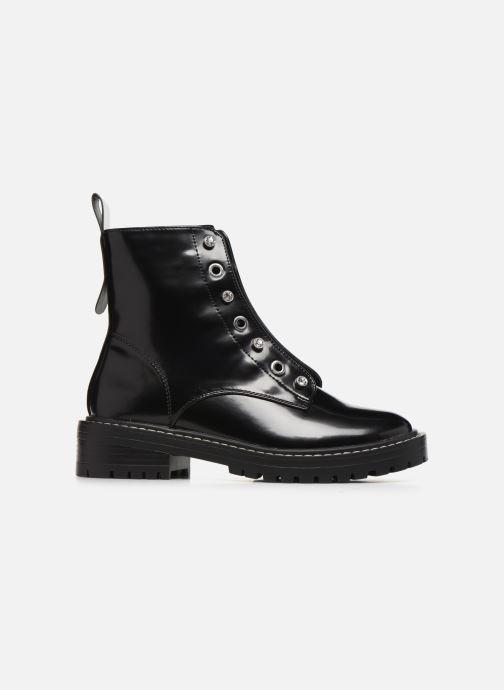 Bottines et boots ONLY ONLBOLD  LACE UP  PATENT  BOOTIE 15184270 Noir vue derrière