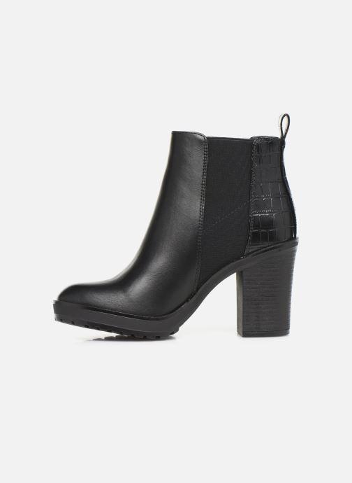 Bottines et boots ONLY ONLBOO LOOP ELASTIC BOOTIE 15184279 Noir vue face