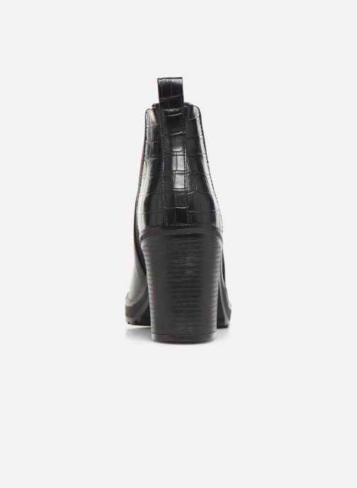 Bottines et boots ONLY ONLBOO LOOP ELASTIC BOOTIE 15184279 Noir vue droite