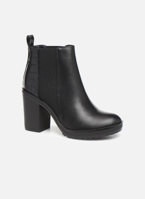 Bottines et boots ONLY ONLBOO LOOP ELASTIC BOOTIE 15184279 Noir vue détail/paire