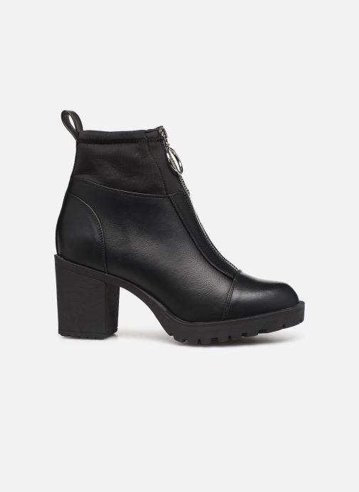 Bottines et boots ONLY ONLBARBARA HEELED SOCK  BOOTIE 15184240 Noir vue derrière