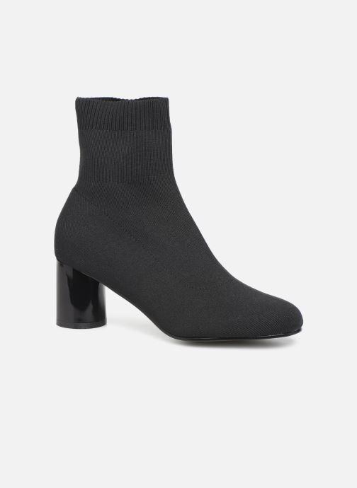 Bottines et boots ONLY ONLBIMBA  HEELED  SOCK  BOOTIE  15184252 Noir vue détail/paire