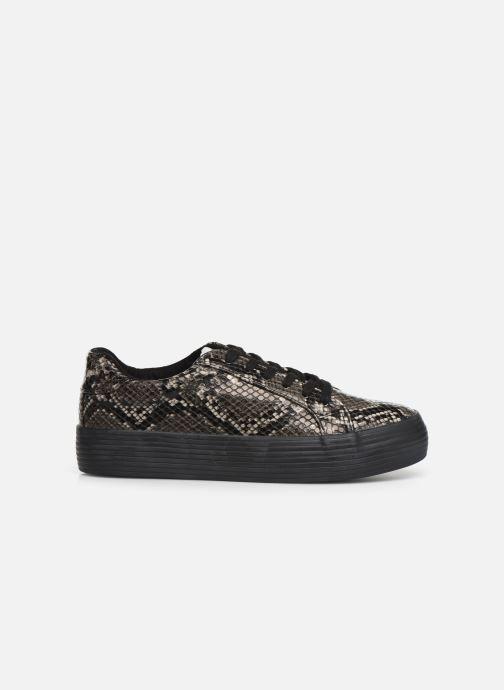 Sneakers ONLY ONLSALONI  SNAKE  PU  SNEAKER 15184230 Grijs achterkant