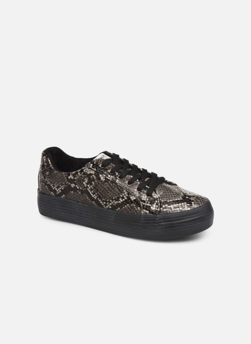 Trainers ONLY ONLSALONI  SNAKE  PU  SNEAKER 15184230 Grey detailed view/ Pair view