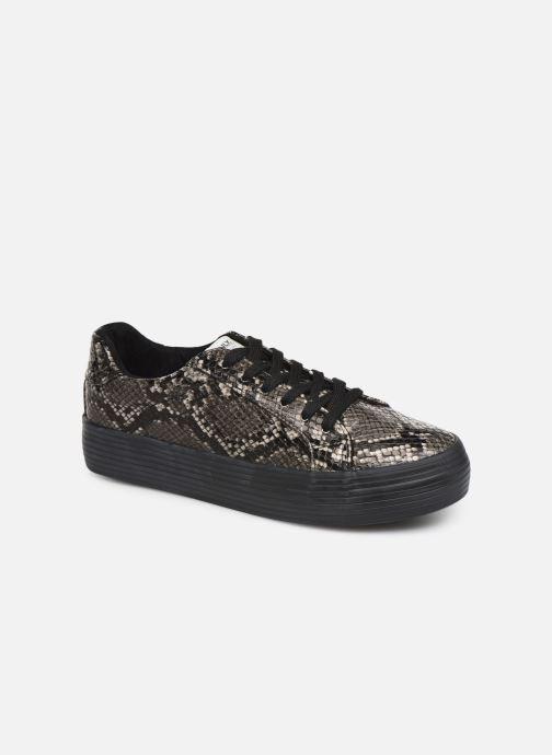 Sneakers ONLY ONLSALONI  SNAKE  PU  SNEAKER 15184230 Grijs detail