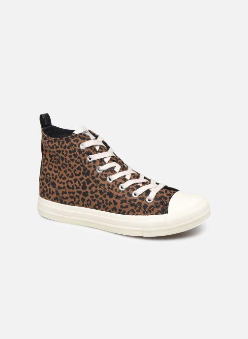 Sneakers ONLY ONLSALONE CANVAS ANKLE  SNEAKER  15184233 Multicolore vedi dettaglio/paio