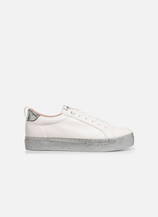 Sneakers ONLY ONLSHERBY GLITTER  PU SNEAKER 15184239 Wit achterkant