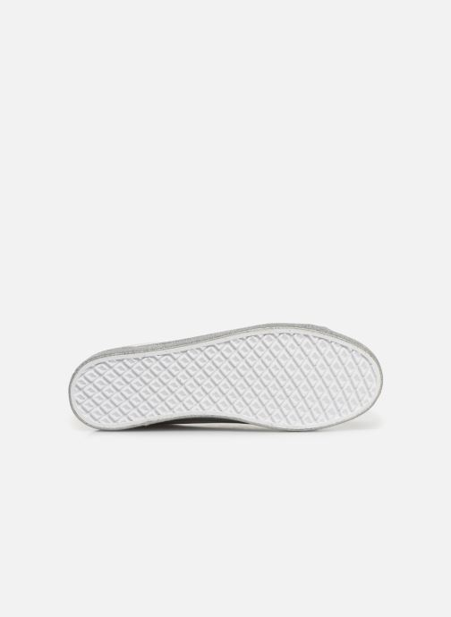 Sneakers ONLY ONLSHERBY GLITTER  PU SNEAKER 15184239 Wit boven