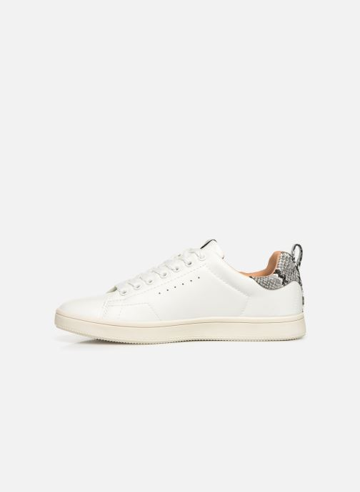 Sneakers ONLY ONLSHILO SNAKE  SNEAKER  15184166 Wit voorkant