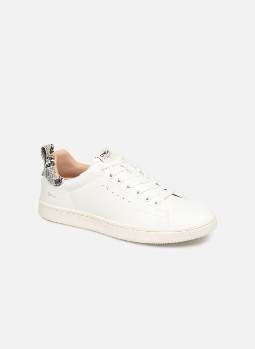 Sneakers ONLY ONLSHILO SNAKE  SNEAKER  15184166 Wit detail