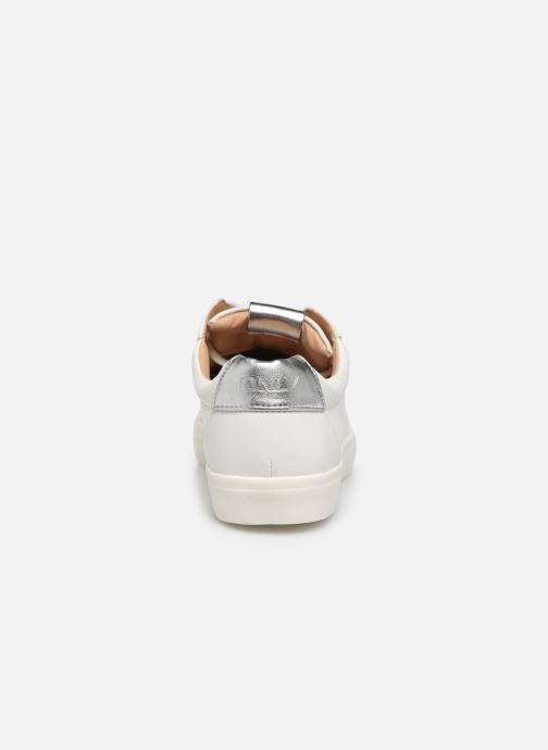 Baskets ONLY ONLSKYE  TOE CAP  SNEAKER NOOS 15184293 Blanc vue droite