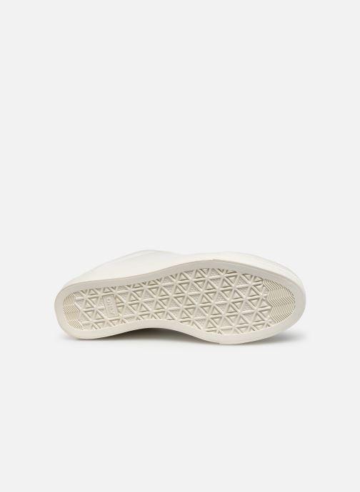 Baskets ONLY ONLSKYE  TOE CAP  SNEAKER NOOS 15184293 Blanc vue haut
