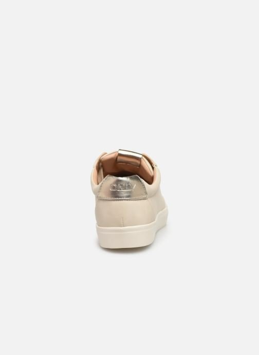 Trainers ONLY ONLSKYE  TOE CAP  SNEAKER NOOS 15184293 Beige view from the right
