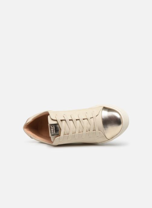 Trainers ONLY ONLSKYE  TOE CAP  SNEAKER NOOS 15184293 Beige view from the left