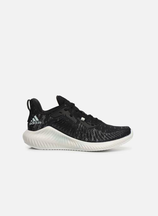 Chaussures de sport adidas performance alphabounce+ PARLEY w Noir vue derrière
