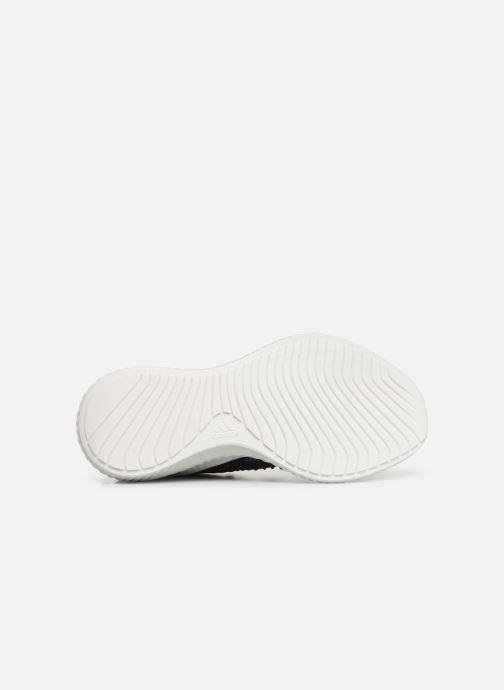 Chaussures de sport adidas performance alphabounce+ PARLEY w Noir vue haut