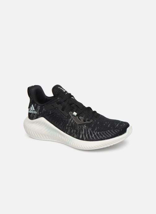 Chaussures de sport adidas performance alphabounce+ PARLEY w Noir vue détail/paire