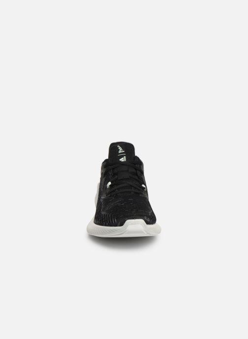 Chaussures de sport adidas performance alphabounce+ PARLEY m Noir vue portées chaussures