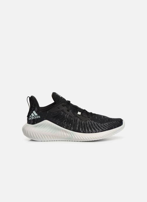 Chaussures de sport adidas performance alphabounce+ PARLEY m Noir vue derrière