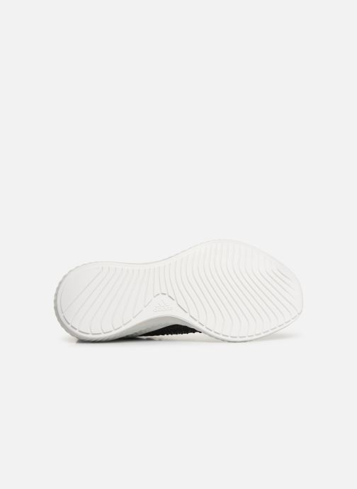Chaussures de sport adidas performance alphabounce+ PARLEY m Noir vue haut