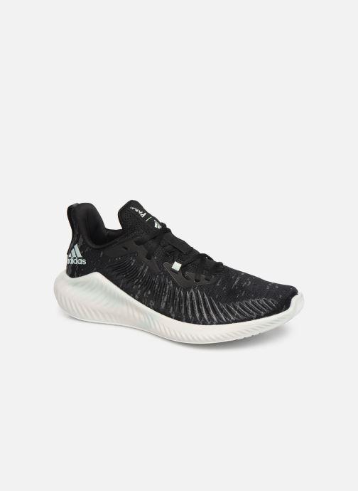 Chaussures de sport adidas performance alphabounce+ PARLEY m Noir vue détail/paire