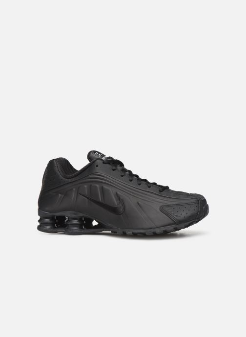 Sneaker Nike Nike Shox R4 schwarz ansicht von hinten