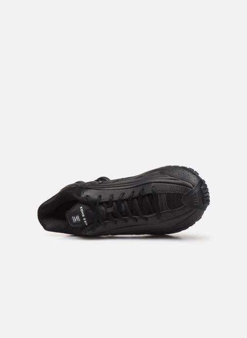 Baskets Nike Nike Shox R4 Noir vue gauche