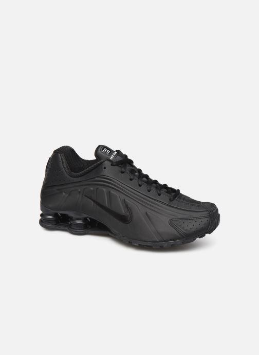 Sneaker Nike Nike Shox R4 schwarz detaillierte ansicht/modell