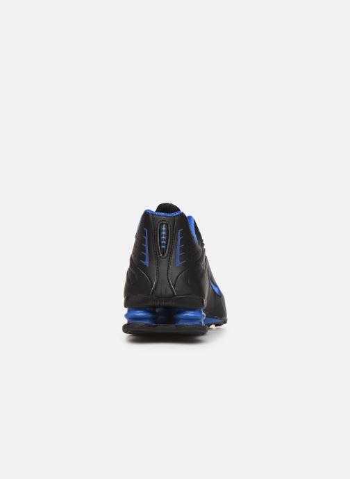 Baskets Nike Nike Shox R4 Noir vue droite