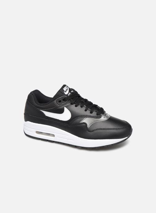 Baskets Nike Wmns Air Max 1 Noir vue détail/paire