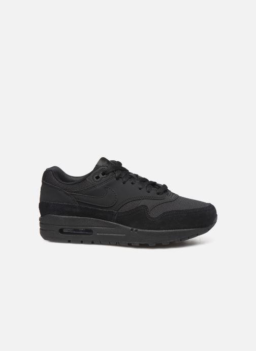 Sneaker Nike Wmns Air Max 1 schwarz ansicht von hinten