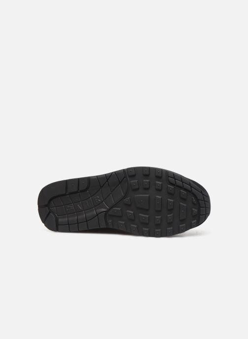 Sneaker Nike Wmns Air Max 1 schwarz ansicht von oben