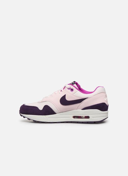 Sneakers Nike Wmns Air Max 1 Roze voorkant