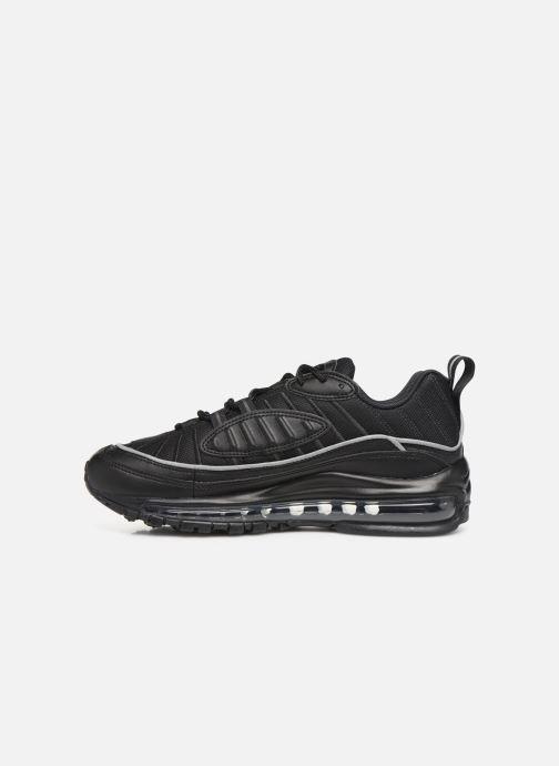 Sneakers Nike W Air Max 98 Sort se forfra