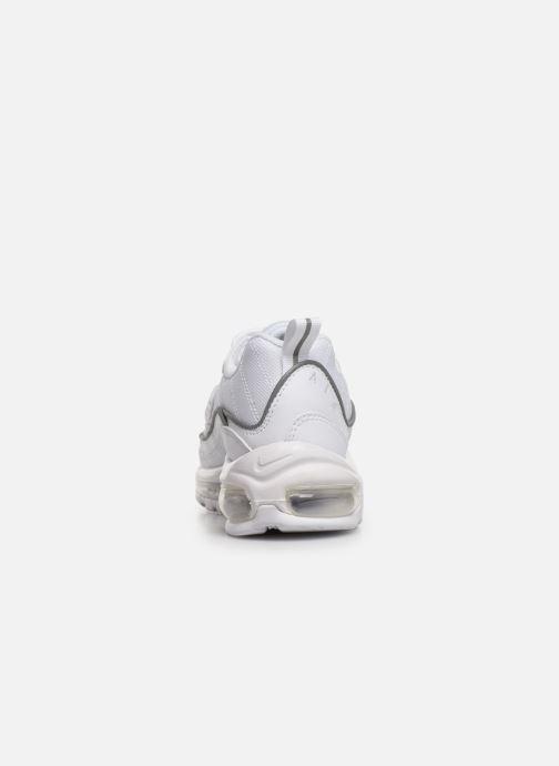 Deportivas Nike W Air Max 98 Blanco vista lateral derecha
