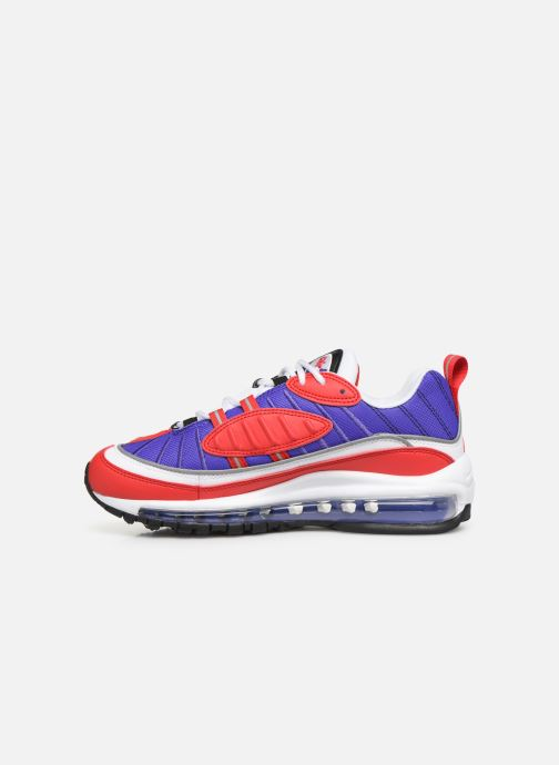 Baskets Nike W Air Max 98 Violet vue face
