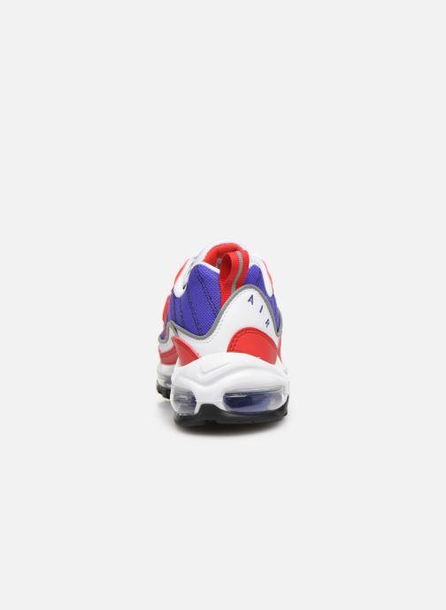 Baskets Nike W Air Max 98 Violet vue droite