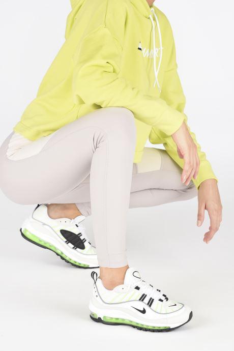 Deportivas Nike W Air Max 98 Blanco vista de abajo