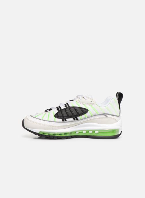 Deportivas Nike W Air Max 98 Blanco vista de frente