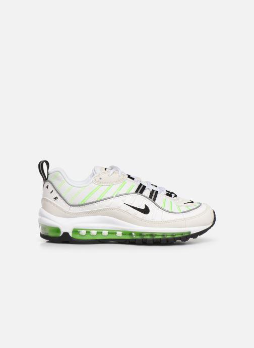 Deportivas Nike W Air Max 98 Blanco vistra trasera
