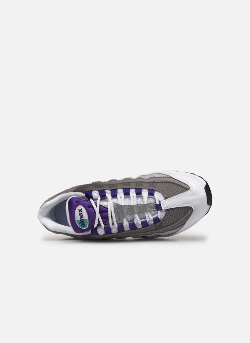 Baskets Nike Nike Air Max 95 Lv8 Blanc vue gauche