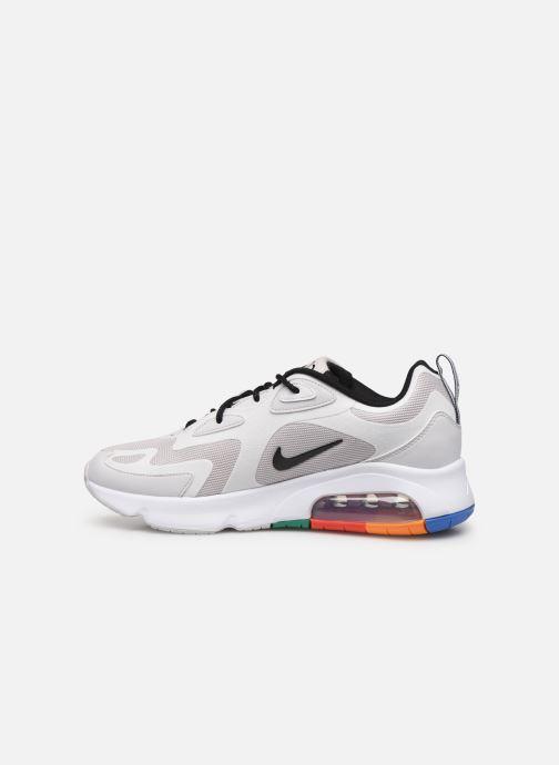 Sneakers Nike Air Max 200 Grigio immagine frontale