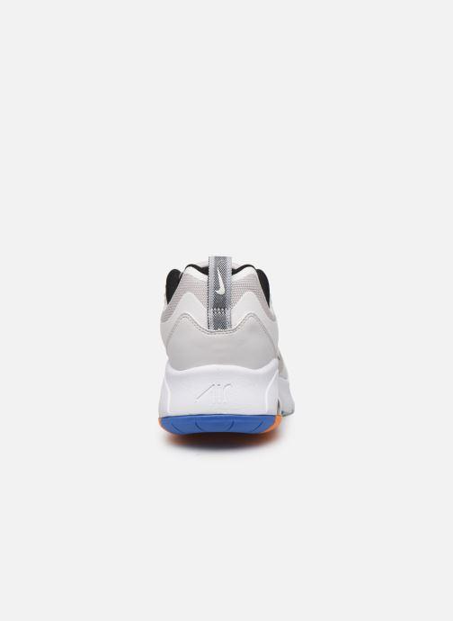Deportivas Nike Air Max 200 Gris vista lateral derecha
