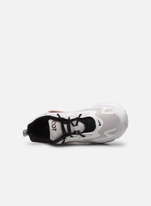 Baskets Nike Air Max 200 Gris vue gauche
