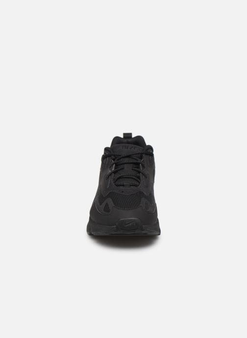 Sneaker Nike Air Max 200 schwarz schuhe getragen