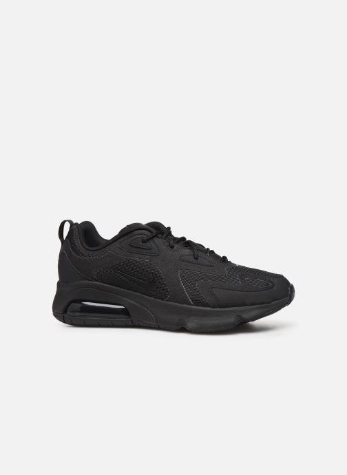 Sneaker Nike Air Max 200 schwarz ansicht von hinten