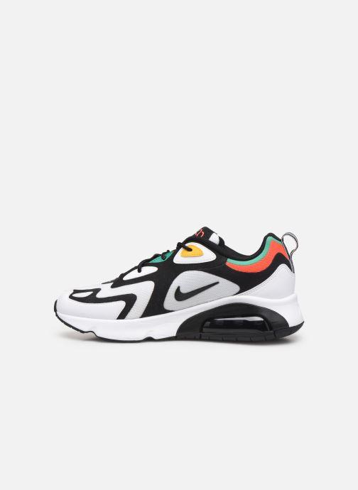Sneakers Nike Air Max 200 Hvid se forfra