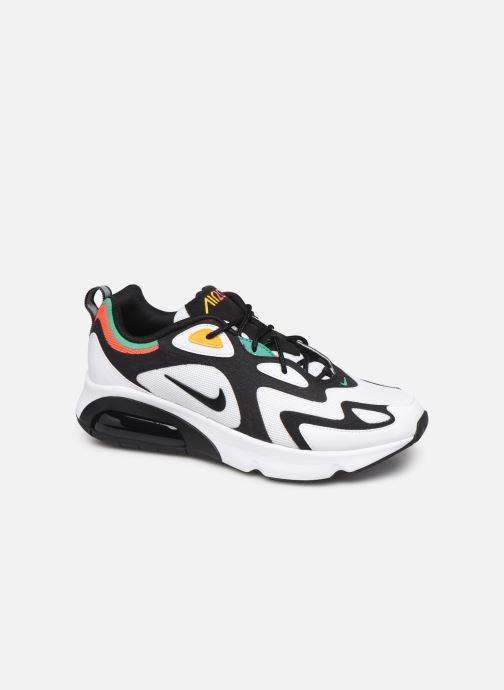 Sneakers Nike Air Max 200 Hvid detaljeret billede af skoene