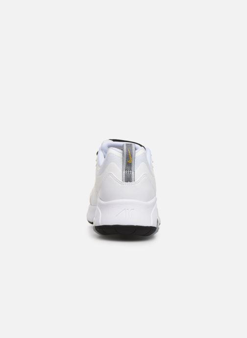 Baskets Nike Air Max 200 Blanc vue droite